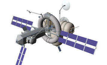 New NASA Designs for a Reusable Manned Deep-Space Craft, Nautilus-X