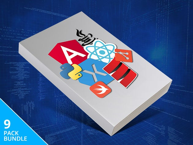This eBook Bundle is the ultimate handbook for all current & future developers