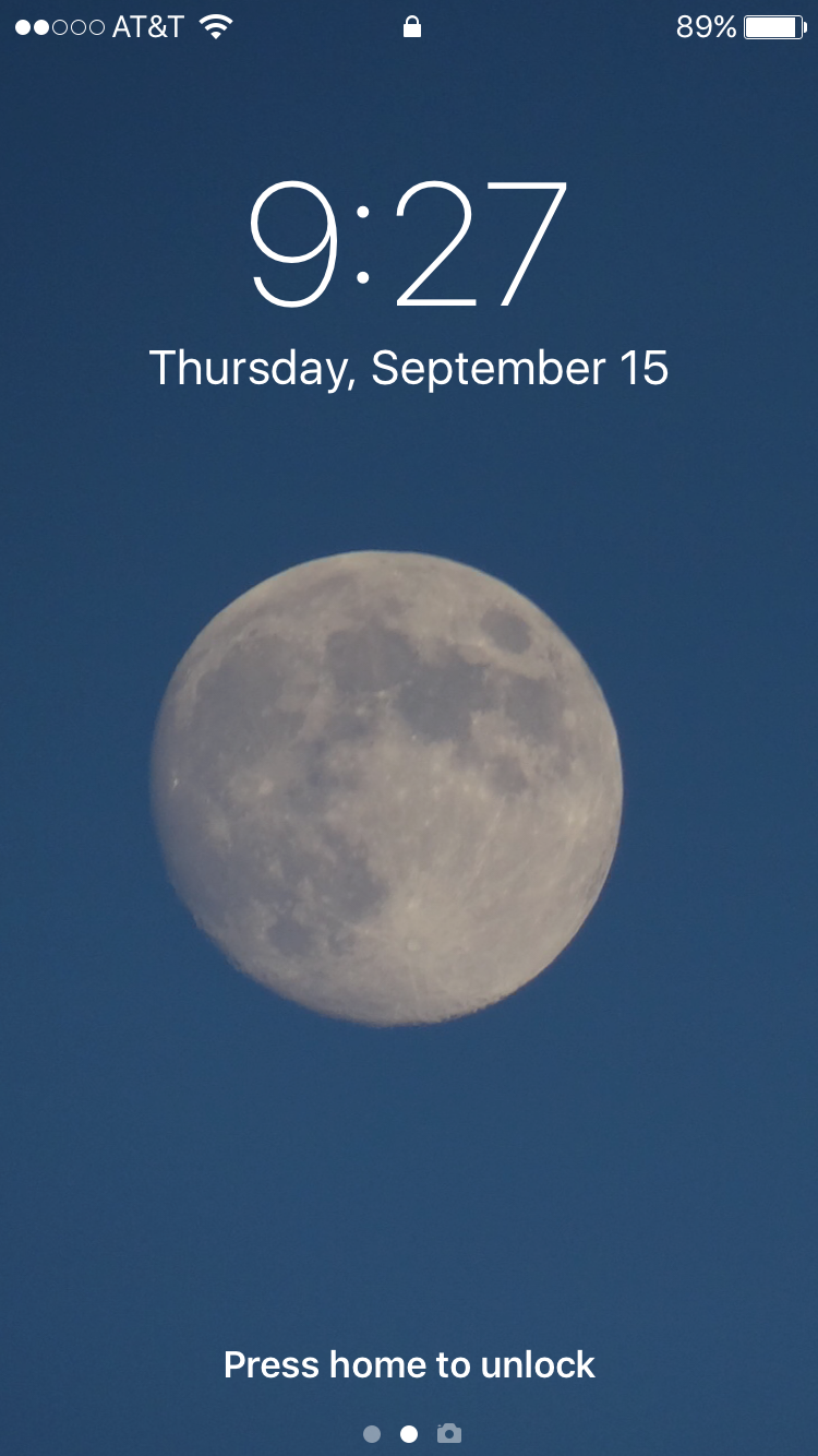 How To Use the New iOS 10 Lock Screen and Widgets