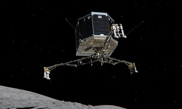 Here's How We'll Touch Down On A Comet This Week (We Hope)