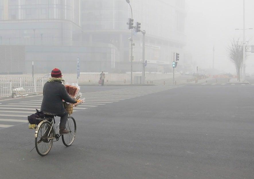 Study Finds 1,300 Airborne Microbe Species In Beijing Smog