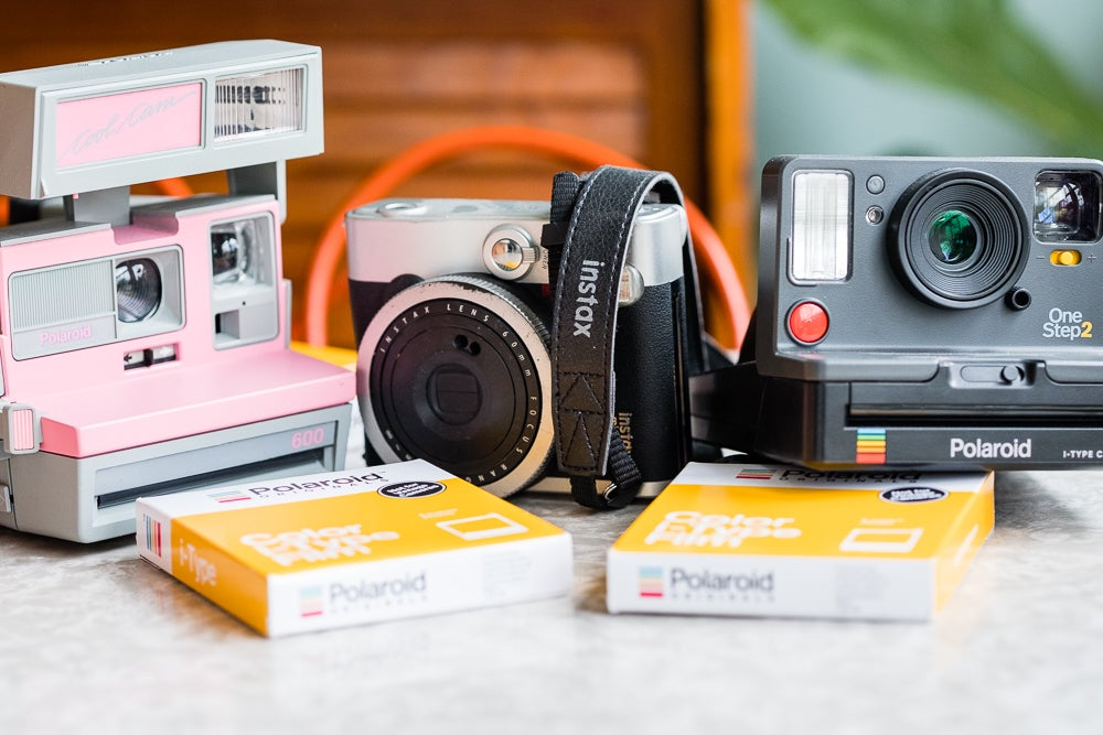 You should buy an instant film camera—here's how