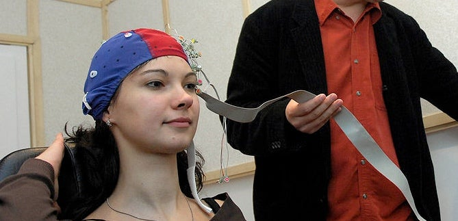 Handheld EEG Can Detect Consciousness in Those Otherwise Thought to be Vegetative