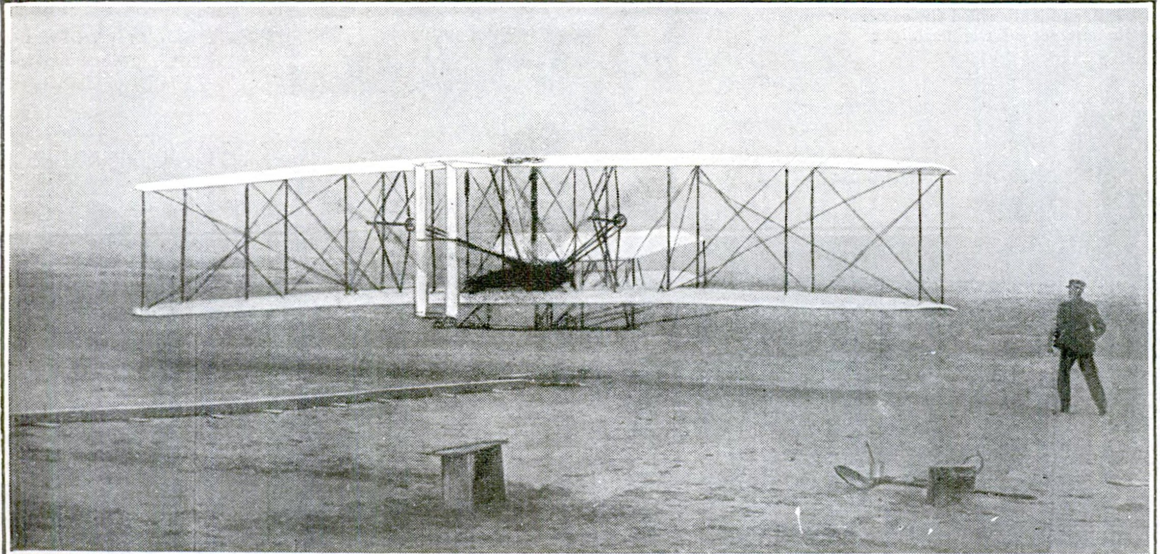 The Wright Brothers And The Birth Of The Airplane