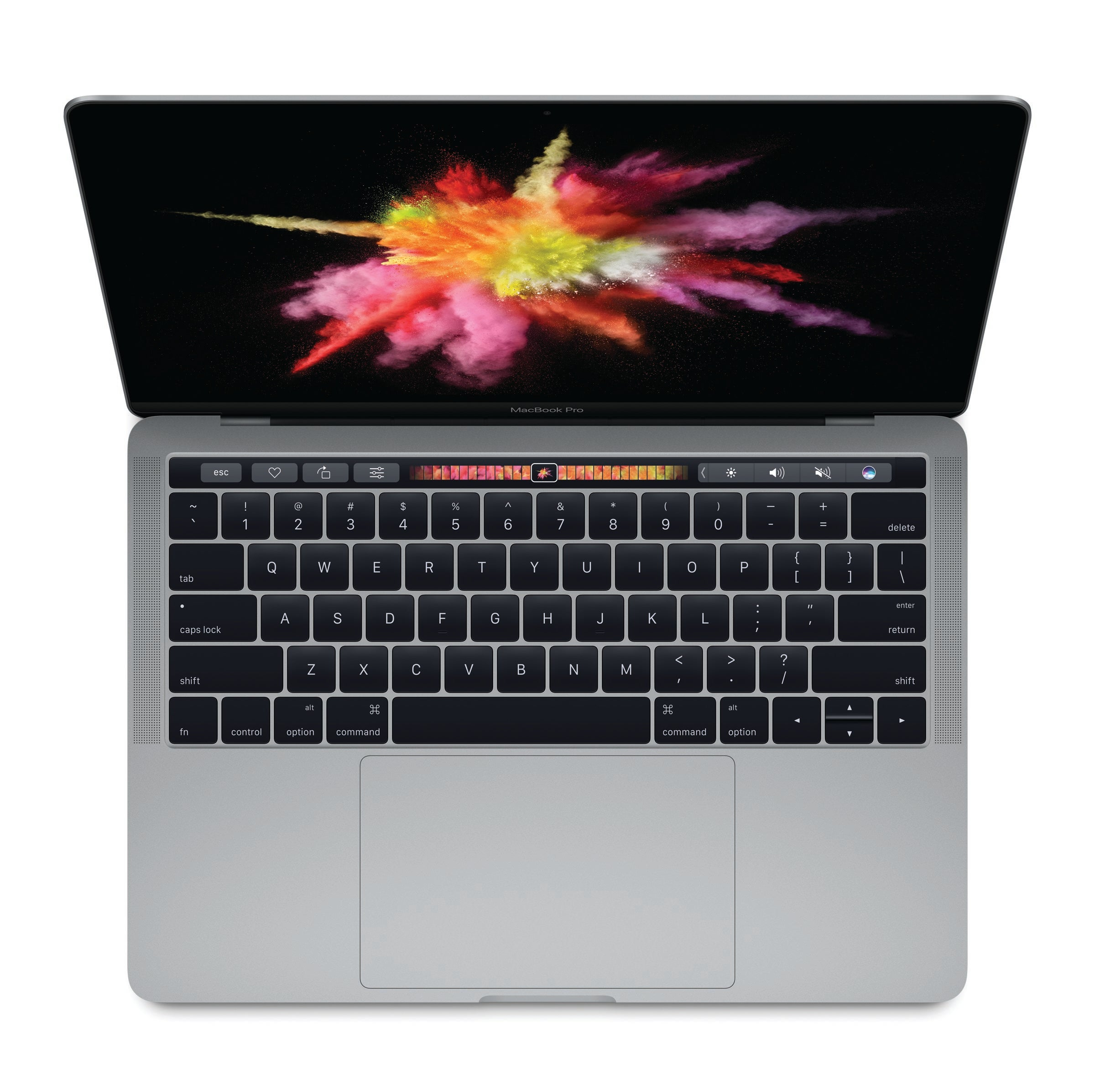 The New Macbook Pro Tool Bar Is A Scab I Want To Pick Off