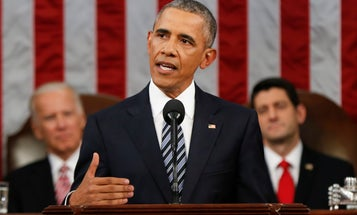 All The Big Sci-Tech Topics In President Obama's Final State Of The Union