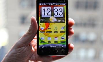 HTC Evo 4G Review: Sprint's Big Boy