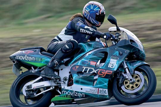 Race Cars to Join Motorcycles at the 2010 All-Electric TTXGP