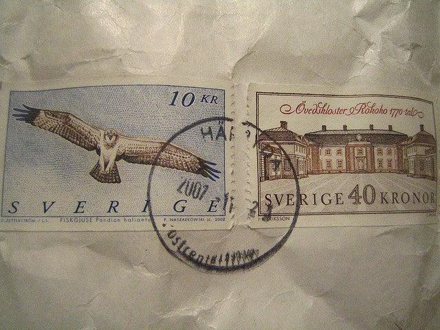 Swedes, Danes Consider Dumping Postage Stamps for Codes Sent Via Text
