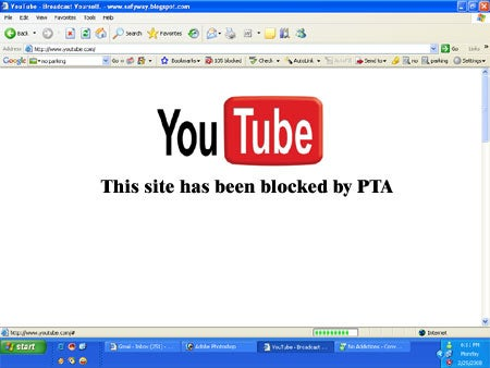 Pakistan Accidentally Hijacks YouTube