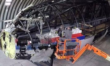 Dutch Investigation Confirms Ground Missile Shot Down Flight MH17