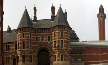Illicit Delivery Drones Keep Crashing Into British Prisons