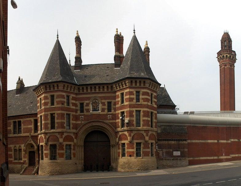 Strangeways Prison In Manchester