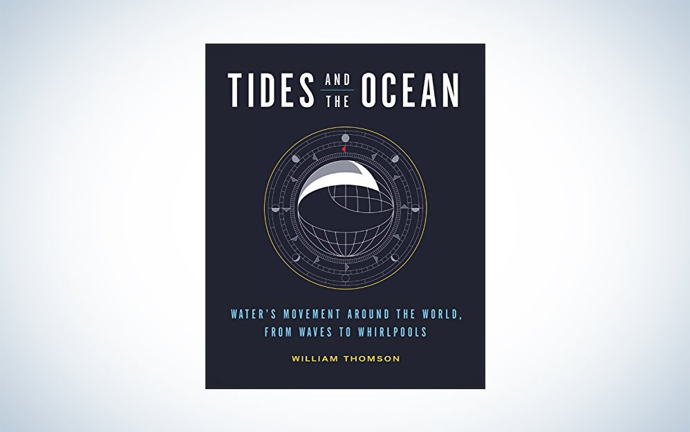 book cover tides and the ocean