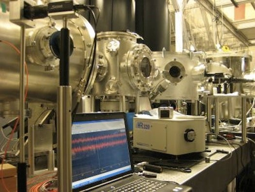 Physicists Build Super-Powerful Tabletop Particle Accelerator
