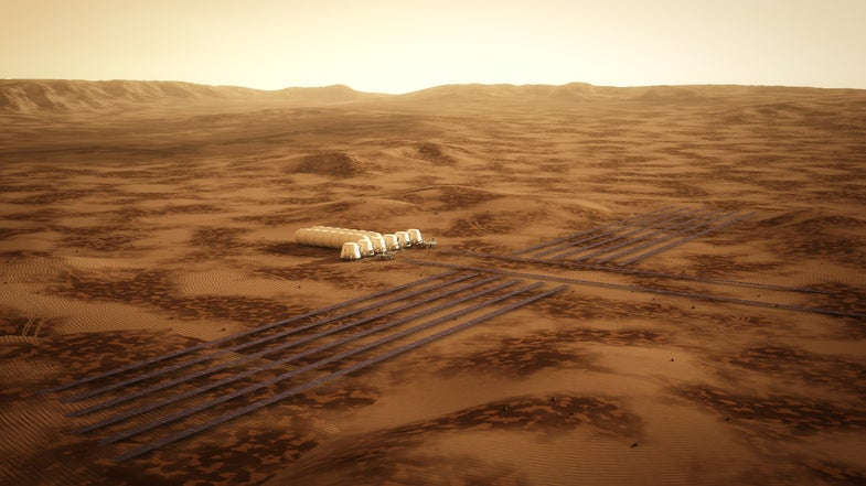 Why Mars Colonists Will Definitely Go Crazy