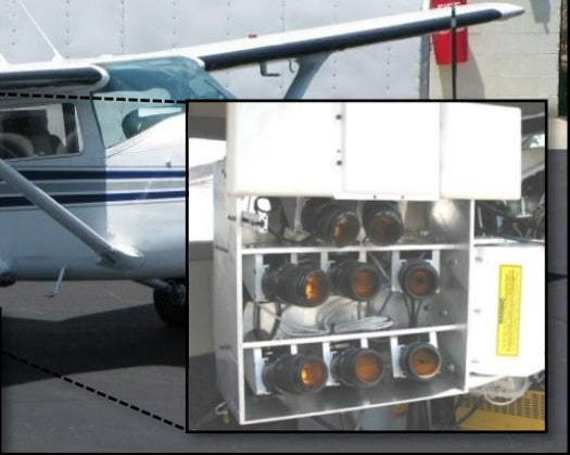 New Plane-Based Surveillance System Sees Practically Everything