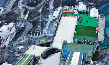 Engineering The Ideal Olympian: Sochi's Snow Strategy