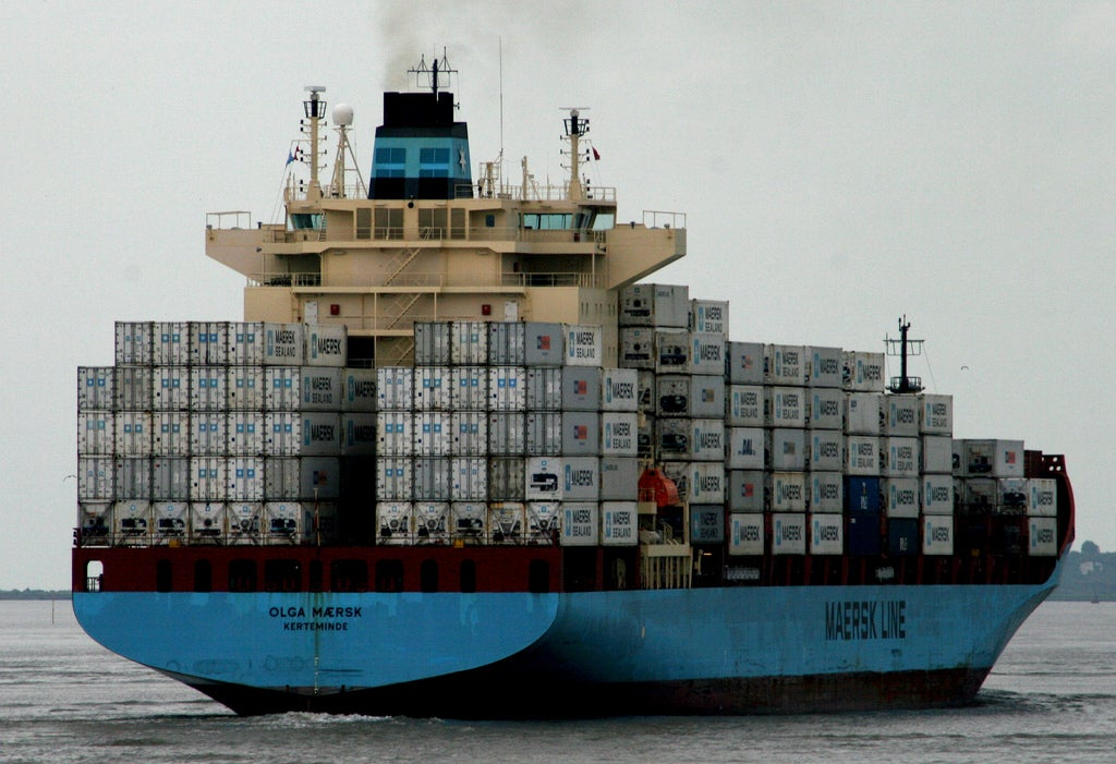 Superheating the Hulls of  Seagoing Ships Could Reduce Drag for Super-Efficient Sailing