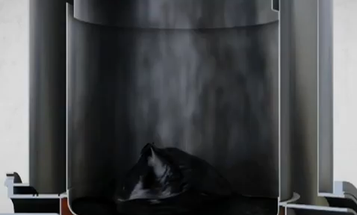 Video: Military Garbage Burner Utterly Destroys Trash, With Tactical Precision