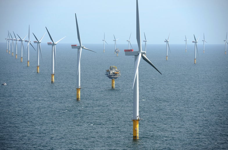2015: The Year Wind Power Moves Offshore