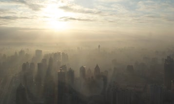 Air Pollution Made Disastrous Floods In China Worse
