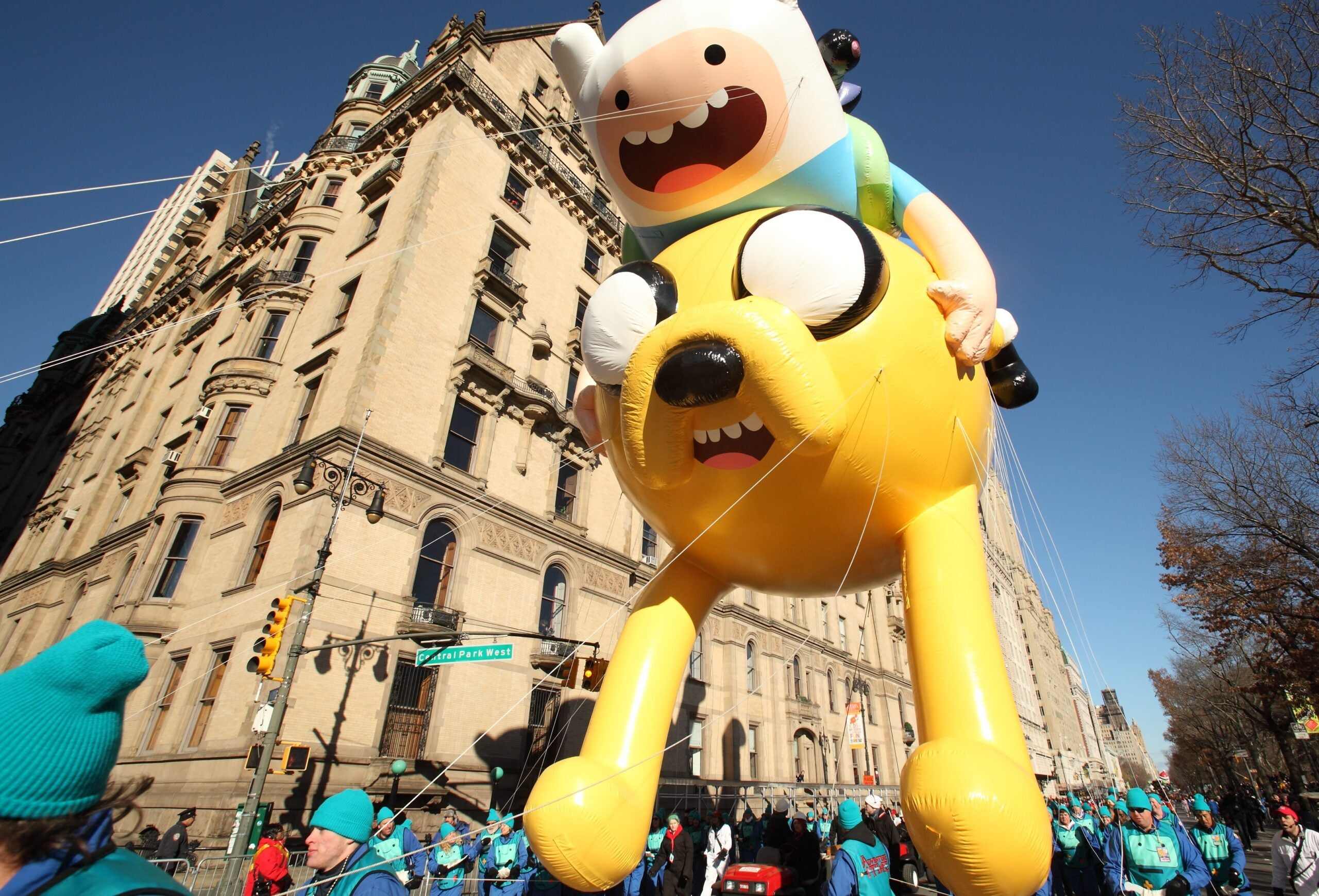 The Science And Engineering Of Macy's Thanksgiving Day Balloons
