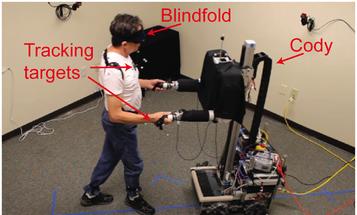 Expert Dancers Get Jiggy With A Robot