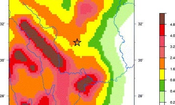 Monitoring Aftershocks in China