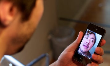 Is Apple's FaceTime on the iPhone Really From the Future?