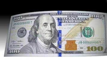 How The New $100 Bill Will Foil Counterfeiters