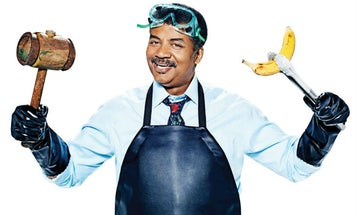 Submit Your Questions For Our Breakfast With Neil deGrasse Tyson Here