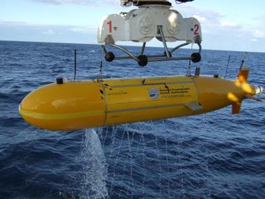 Autonomous Submarinebot Heads Down on Deepest-Ever Undersea Search For Undiscovered Life