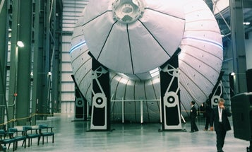 Welcome To The Inflatable Space Age