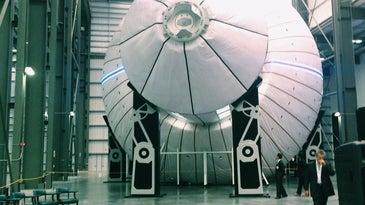 Inflatable Habitat