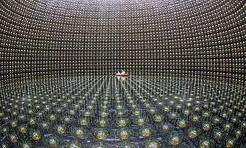 Japanese Neutrino Finding Could Explain Why There Is Matter in the Universe