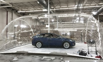 Tesla Car's Air Filter Tested Against Simulated Bioweapons