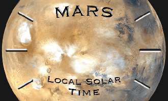 How Do You Tell Time On Mars?