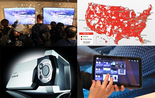 The Best of CES 2011: Our Favorite Products of the Future
