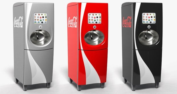 Coca-Cola Freestyle Is the Most Advanced Soda Fountain Ever