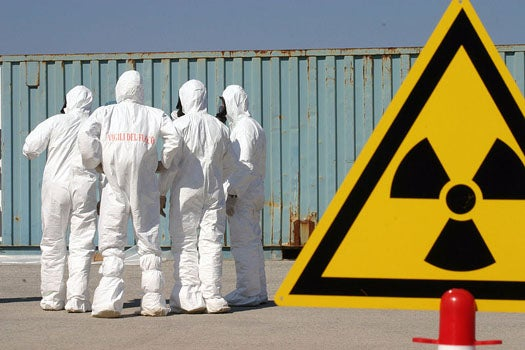 New Versatile Polymer Counters Both Chemical and Biological Threats