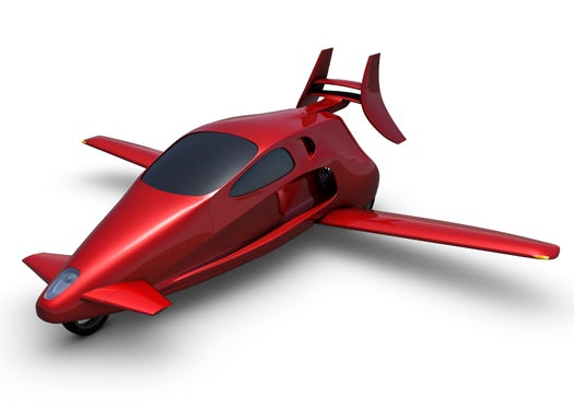 Forget the Flying Car: Here ComesThe Flying Motorcycle