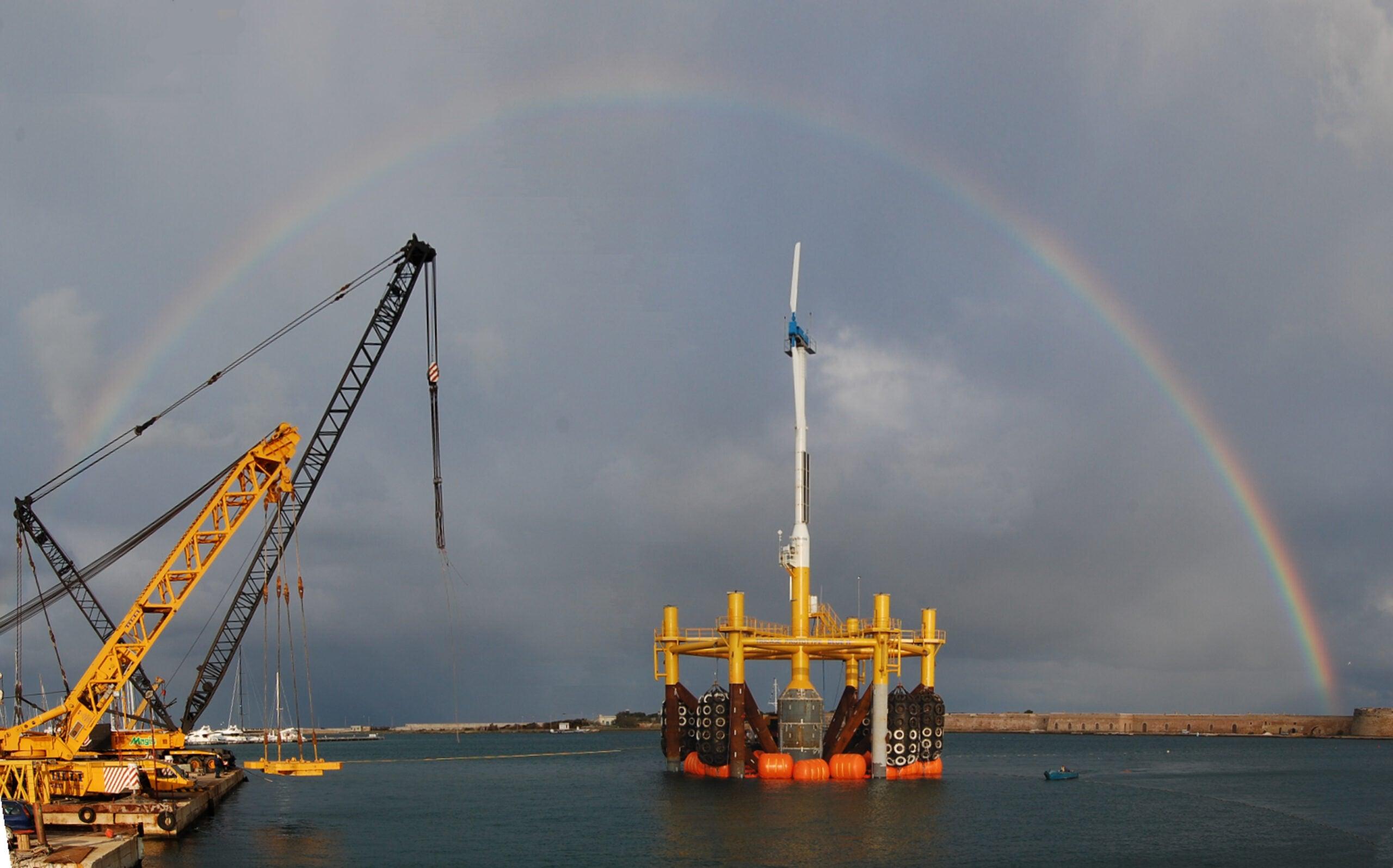 Floating Turbines Could Break Impasse Over Cape Cod Wind Farm
