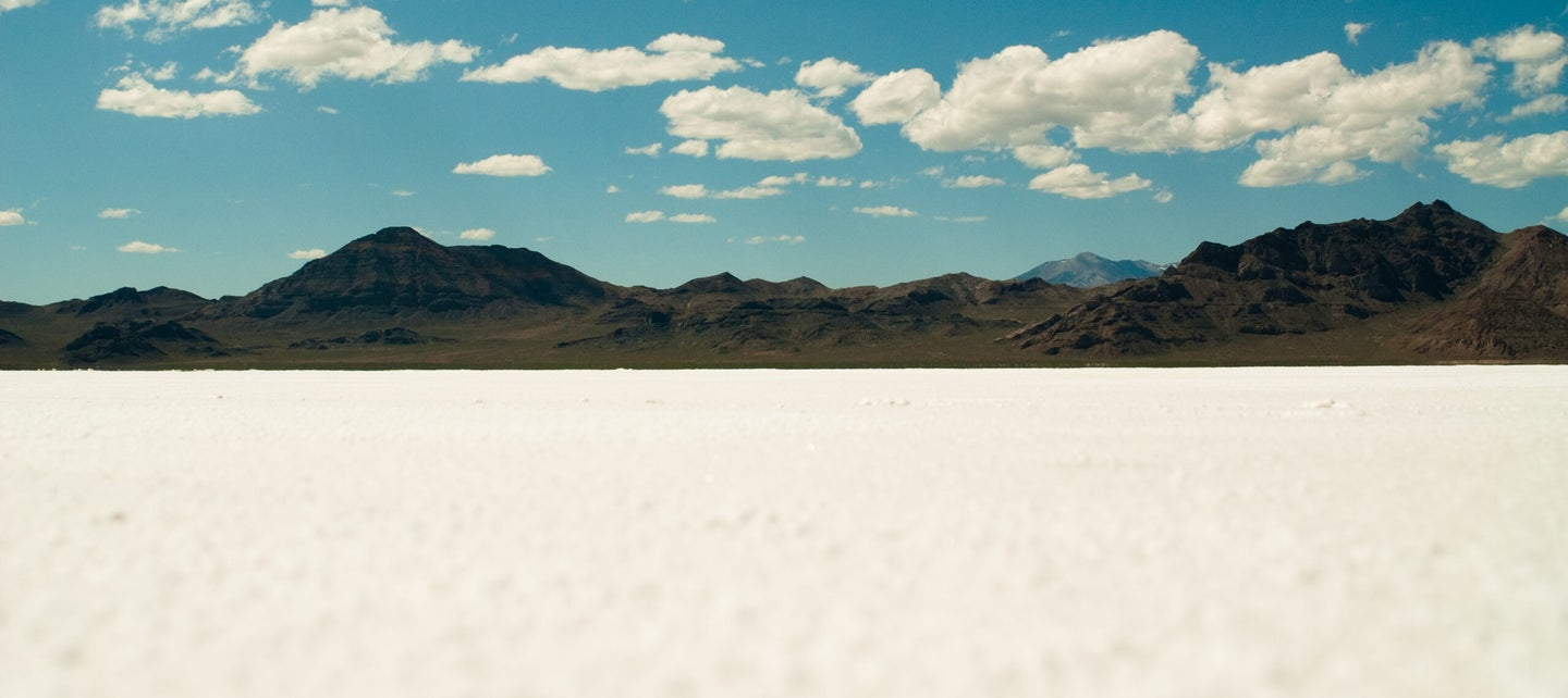 This Year's Speed Week At The Bonneville Salt Flats Is Cancelled…Again