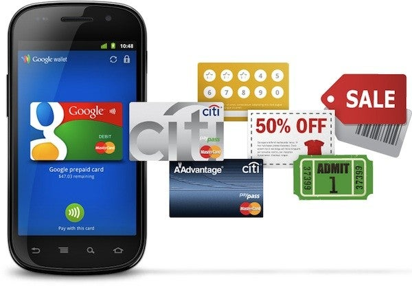 Google Wallet Uses NFC for Credit-Card-Replacing Mobile Payments