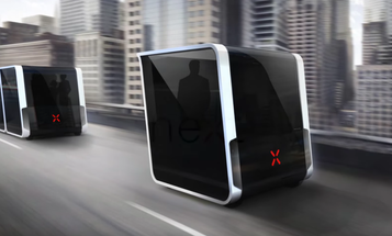 The Car Of The Future May Look Nothing Like A Car