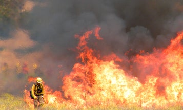 On the Front Lines of Fighting Fires