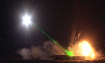 U.S. Military Wants To Blow Up Landmines With Lasers
