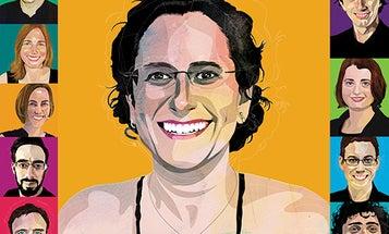 The Brilliant Ten: Nicole Abaid Studies Bats To Make Drones Smarter