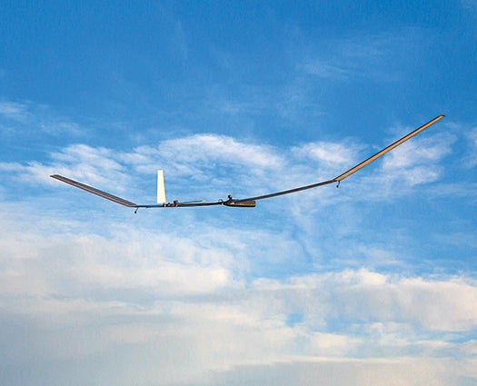 A Solar-Powered Drone Designed To Fly For Five Years Nonstop